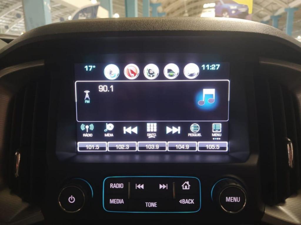 Imagem do veículo Chevrolet S10 Cd Ltz 2.5 Ecotec Flex 4x4 Aut 2018