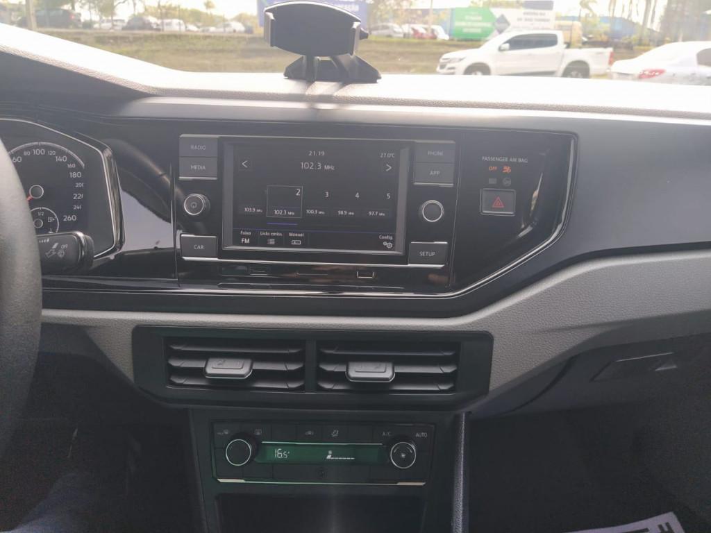 Imagem do veículo Volkswagen Virtus 1.0 200 Tsi Comfortline Automatico 2020