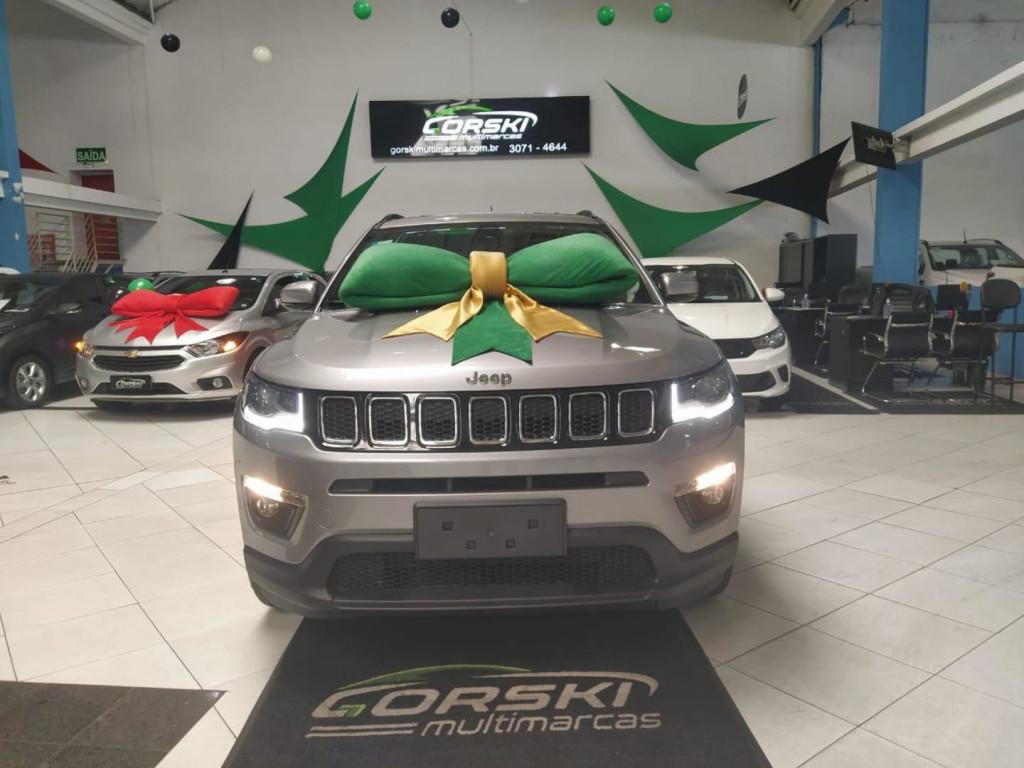 Jeep Compass Longitude 2.0 Flex 16v Aut