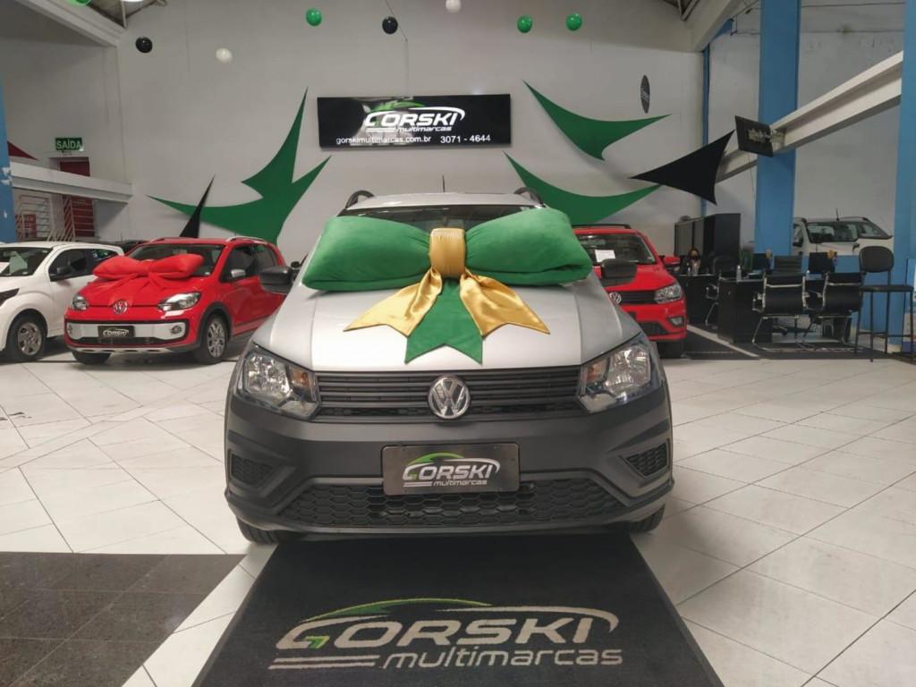 Volkswagen Saveiro Robust 1.6 Total Flex Cd