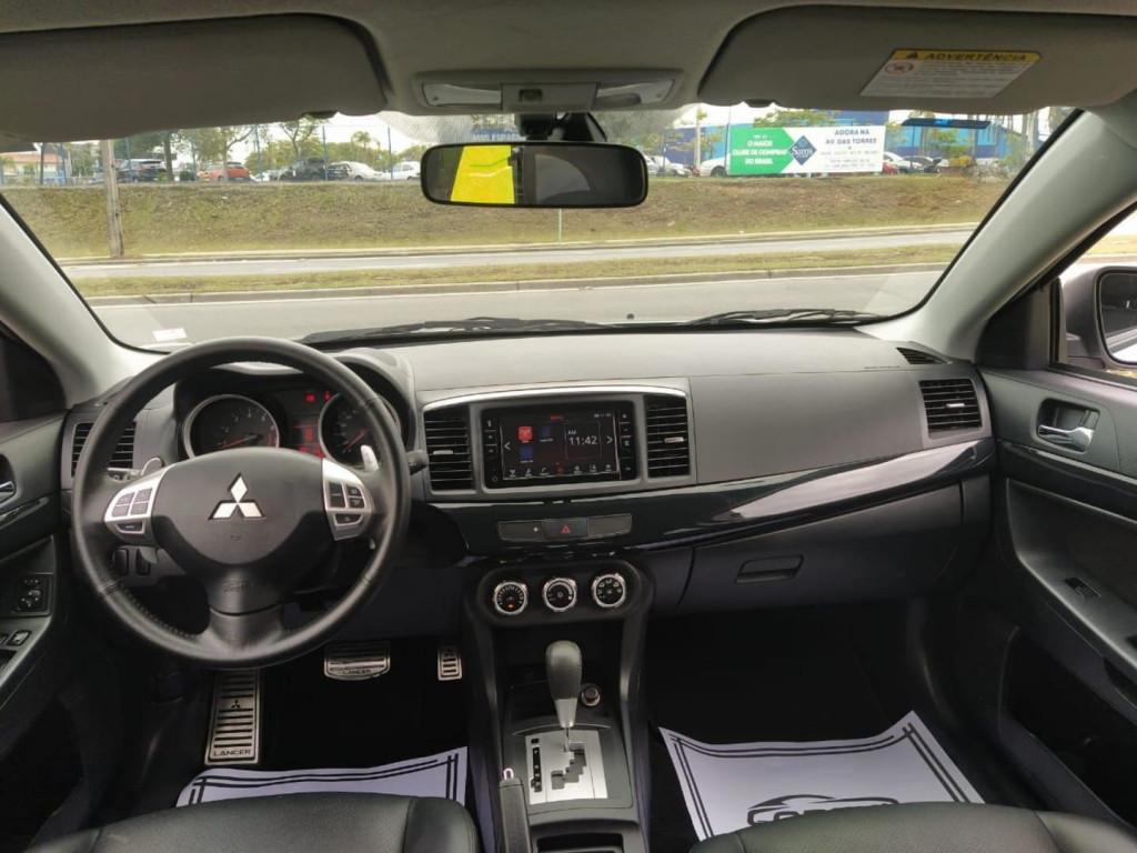 Imagem do veículo Mitsubishi Lancer Hl T 2.0 16v 160cv Aut 2019