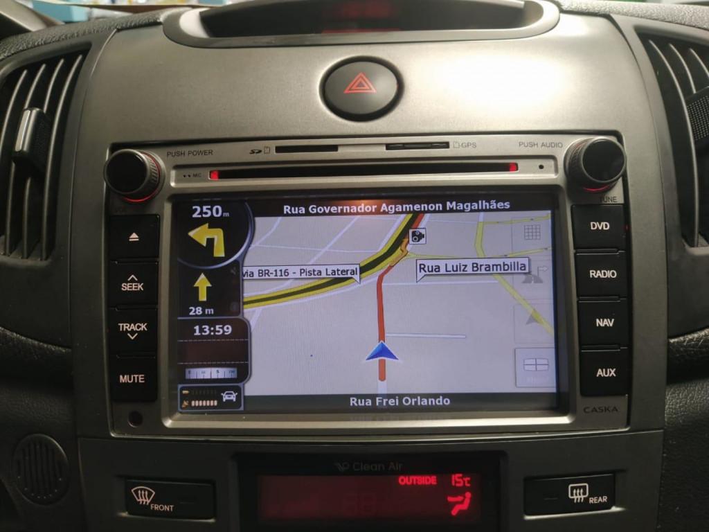Imagem do veículo Kia Cerato 1.6 Sx3 16v Gasolina 4p Manual 2013