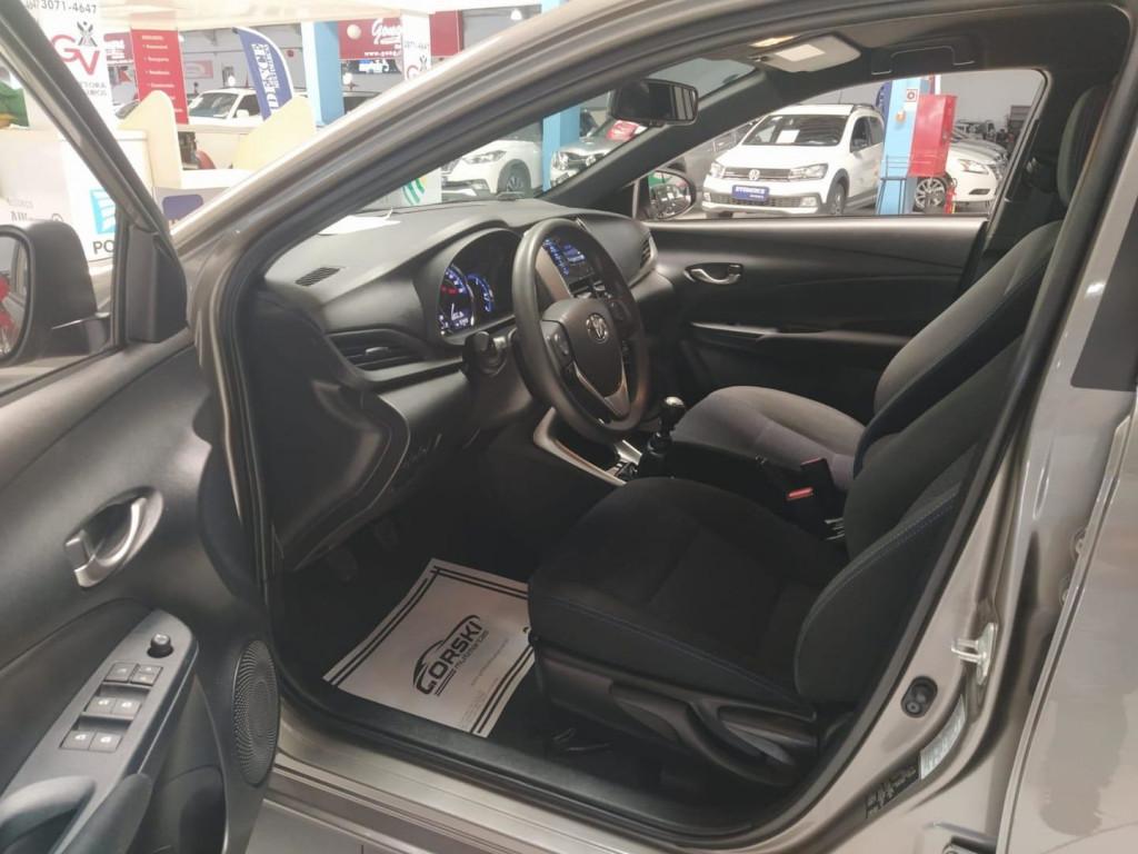Imagem do veículo Toyota Yaris Hatch Xl 1.3 Manual