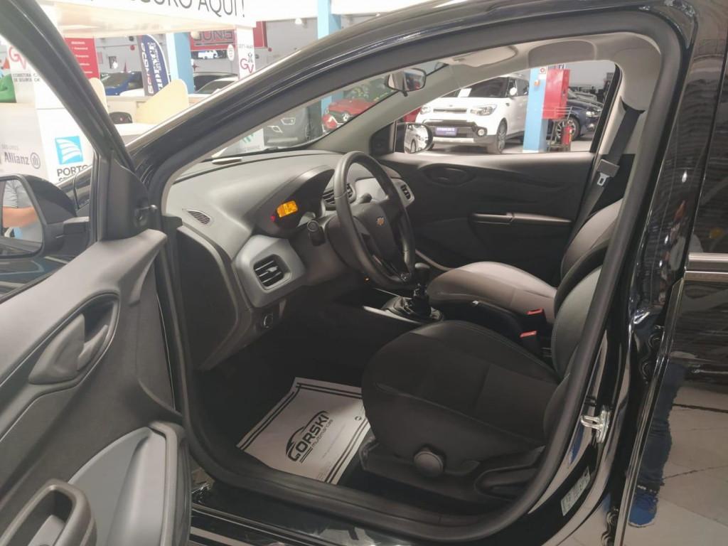 Imagem do veículo Chevrolet Onix Joy Black 2021