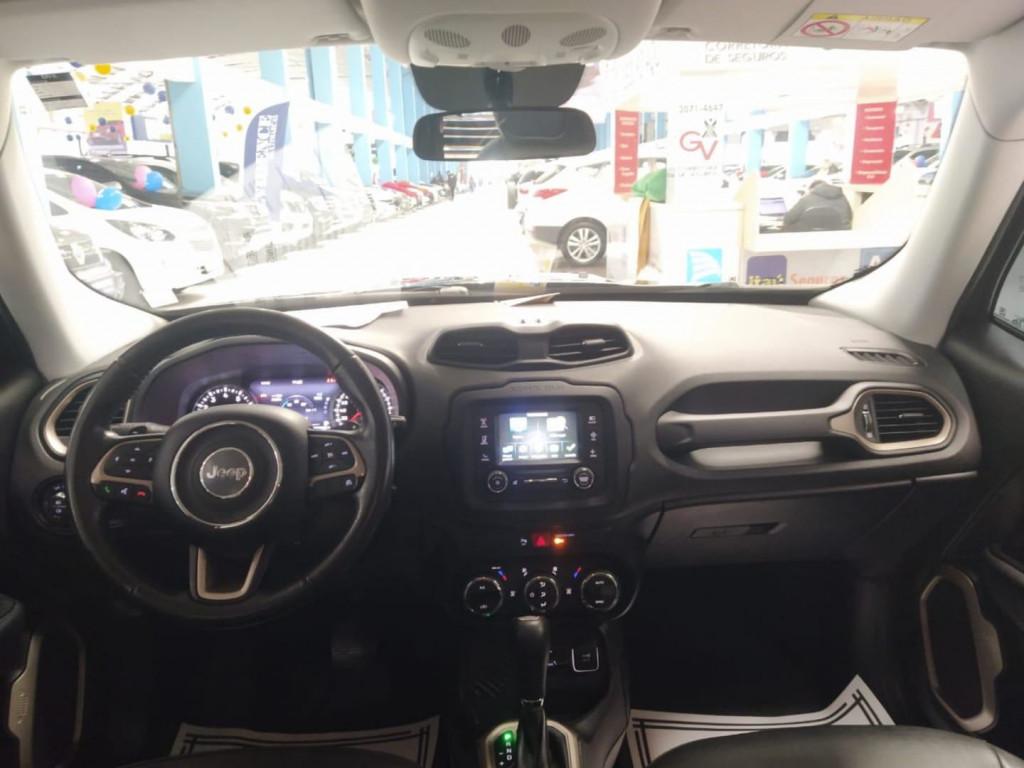 Imagem do veículo Jeep Renegade Longitude 1.8 Flex Automatico 2016