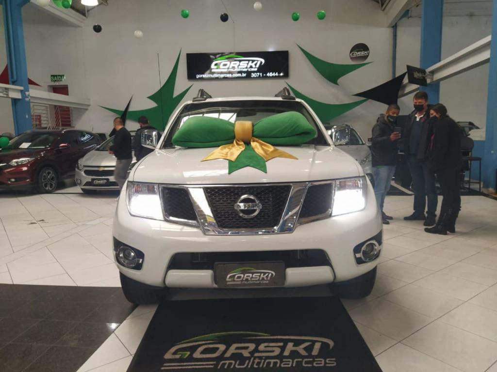 Nissan Frontier Sl 4x4 2016