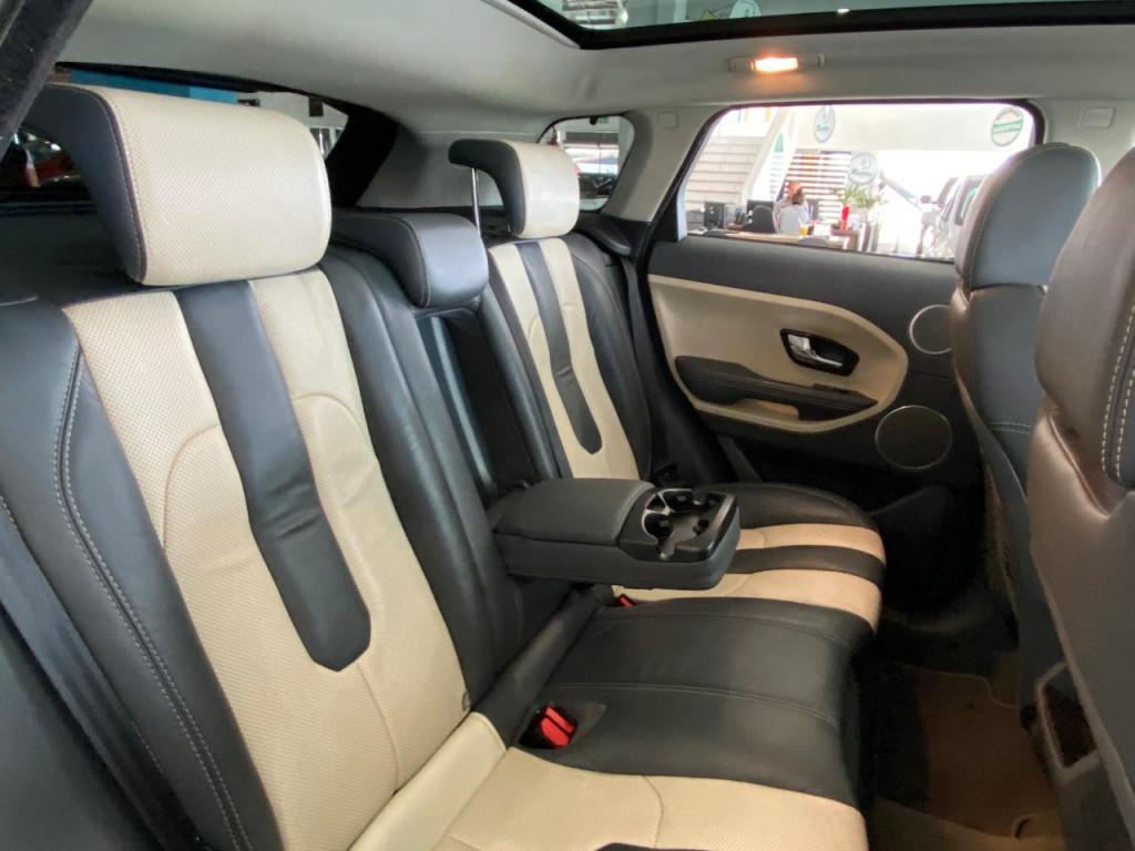 Imagem do veículo Land Rover Evoque Dynamic Si4 2.0 Turbo 2013