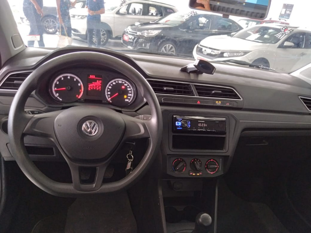 Imagem do veículo VOLKSWAGEN SAVEIRO 1.6 msi robust cs 8v flex 2p manual