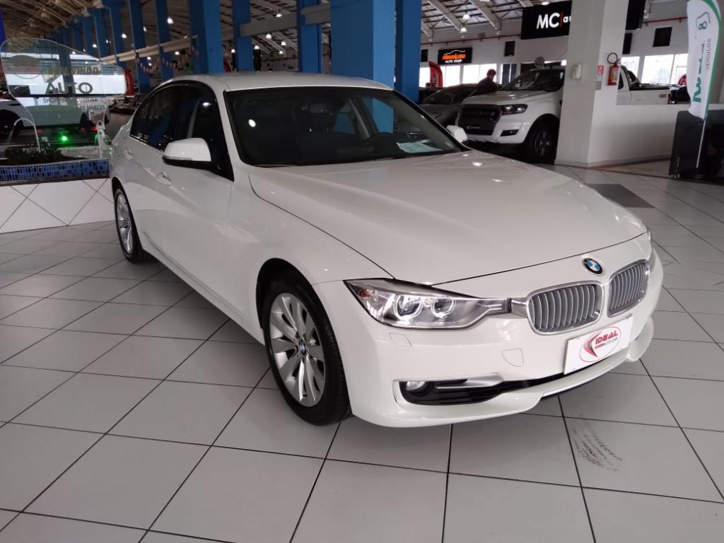 BMW 320i 2.0 MODERN 16V TURBO GASOLINA 4P AUTOMÁTICO