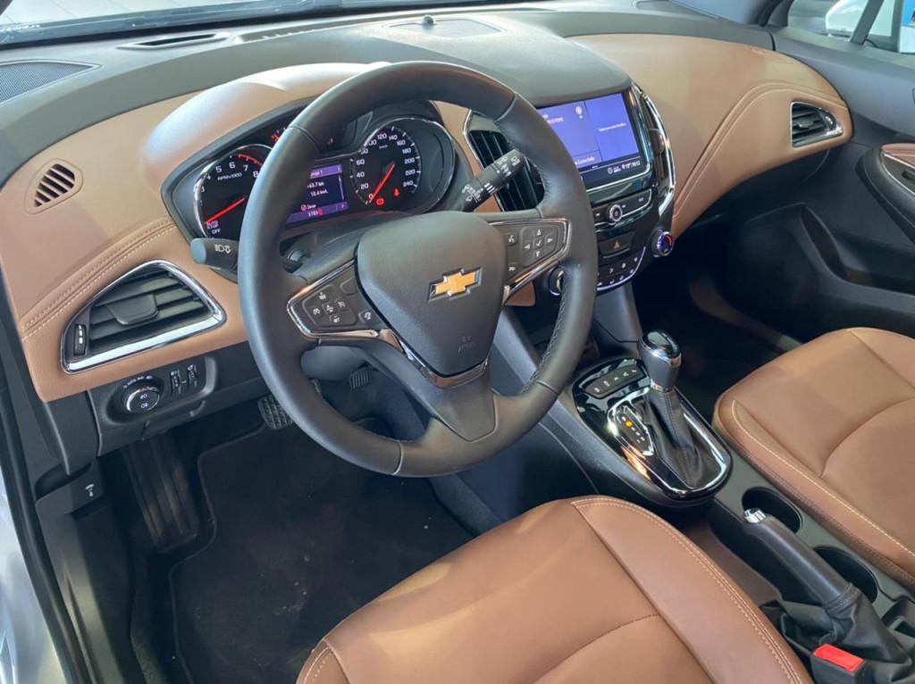 Imagem do veículo CHEVROLET CRUZE 1.4 TURBO FLEX PREMIER AUTOMÁTICO