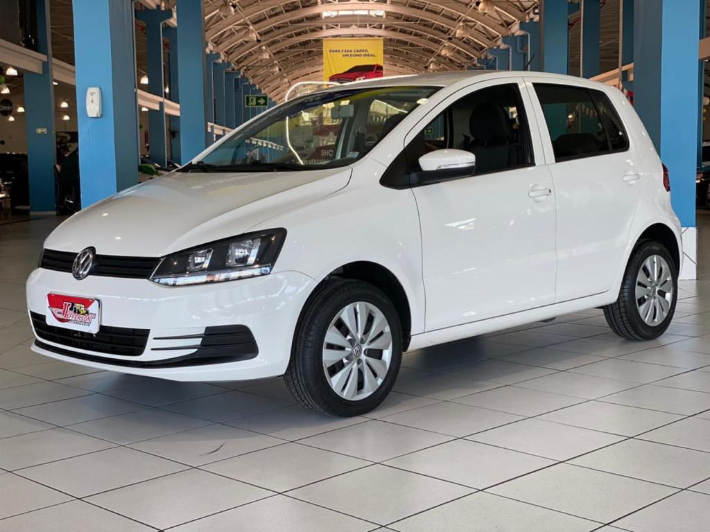 Volkswagen Novo Fox Tl Me