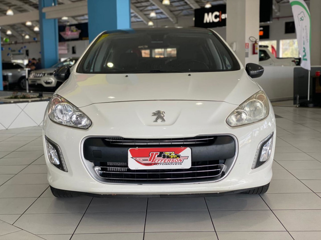 Imagem do veículo Peugeot 308 Griffe Thp 1.6