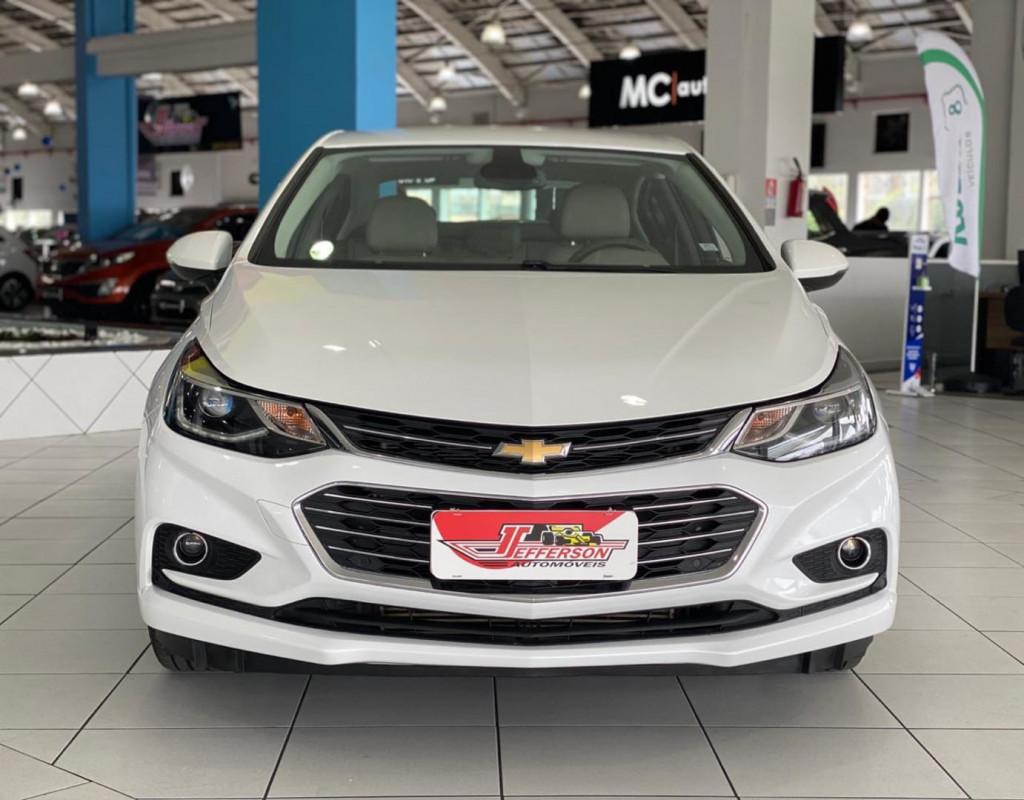 Imagem do veículo Chevrolet Cruze Ltz Nb At