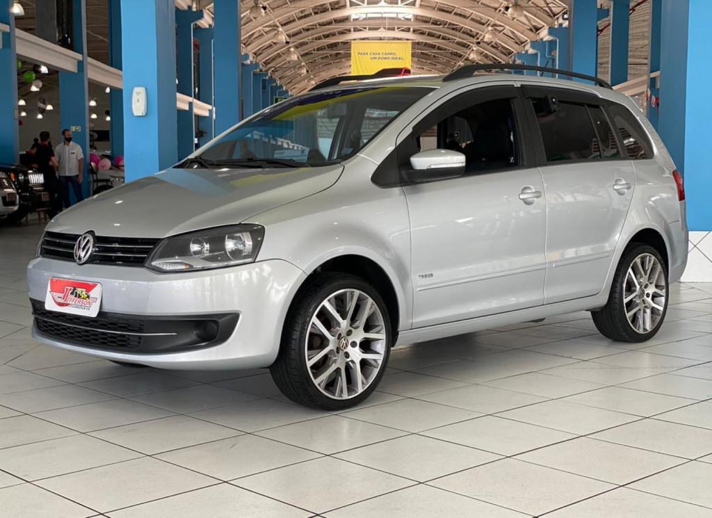 Volkswagen Spacefox Trend Gii