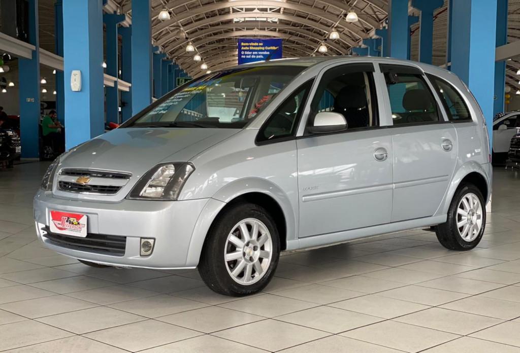Imagem do veículo Chevrolet Meriva Maxx