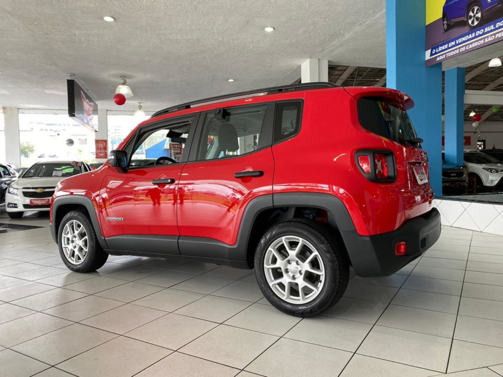 Imagem do veículo Jeep Novo Renegade Sport At6 1.8 Flex