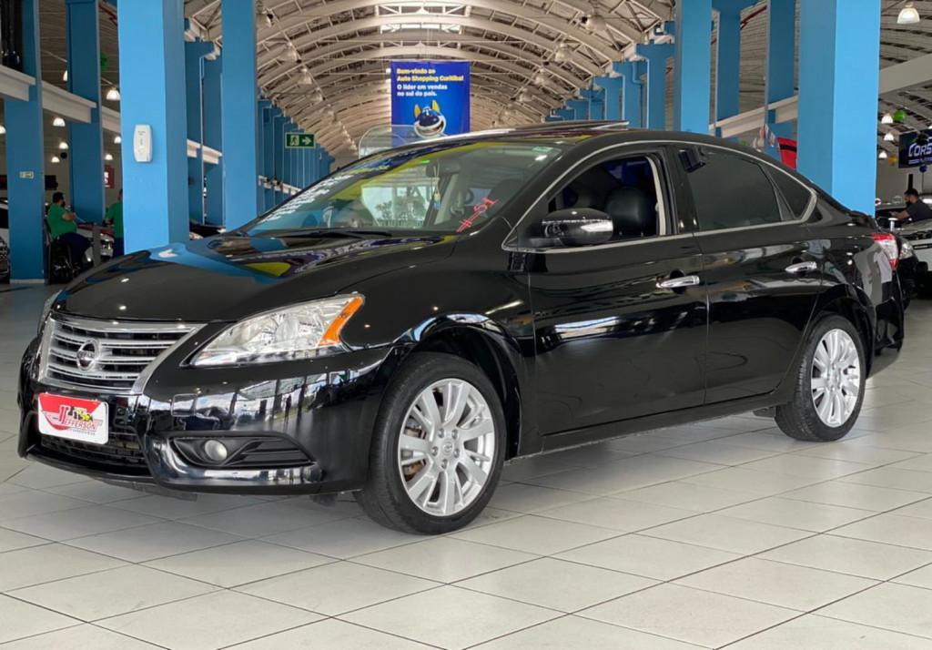 Nissan Sentra 2.0 Sl Flex