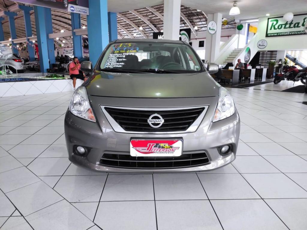 Imagem do veículo Nissan Versa Sl 1.6 16v Flex Fuel 4p Mec
