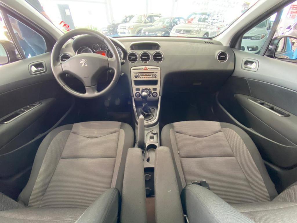Imagem do veículo Peugeot 308 Allure 2.0 Flex 16v 5p Mec