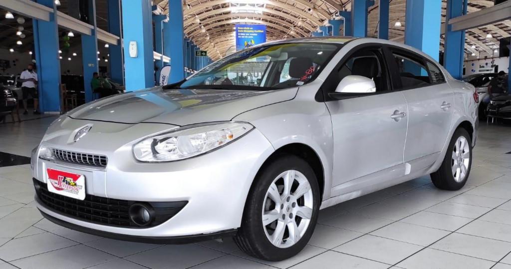 Imagem do veículo Renault Fluence 2.0 Dynamique 16v Mec.
