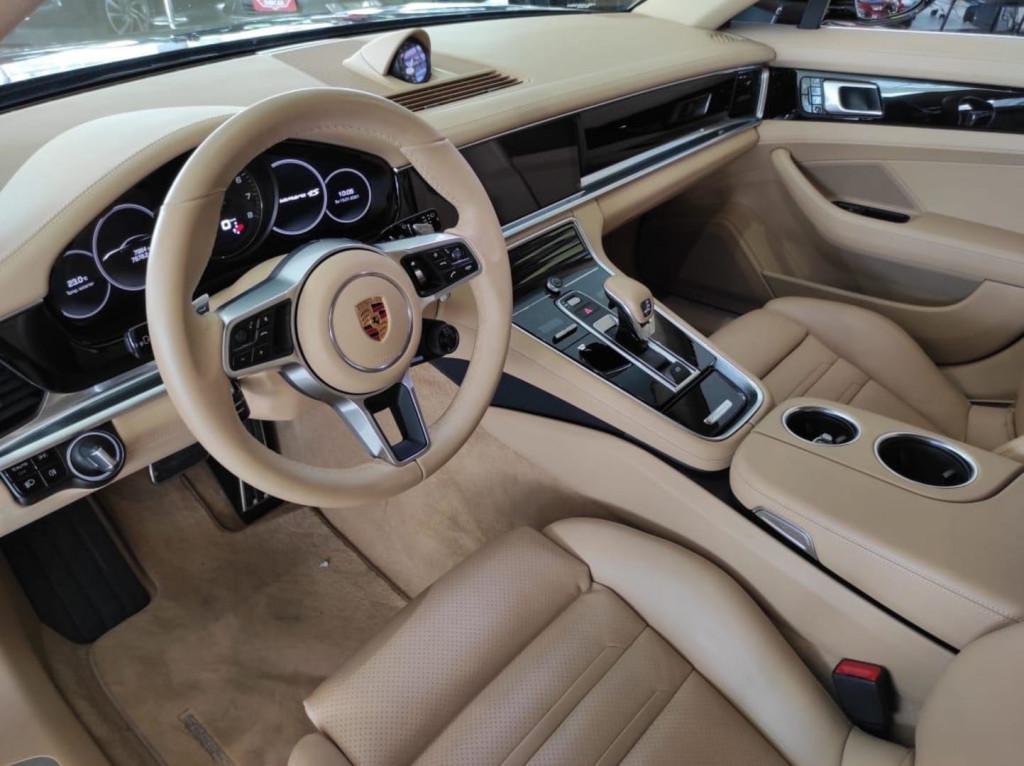 Imagem do veículo Porsche Panamera 4s 2.9 440cv