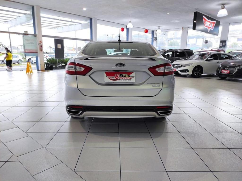 Imagem do veículo Ford Fusion Awd 2.0 Gtdi