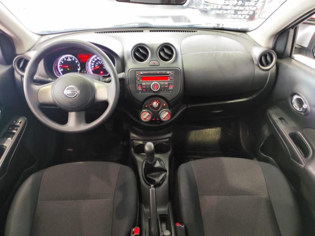 Imagem do veículo Nissan Versa 1.6 Sl Cvt 16v 4p Automatico