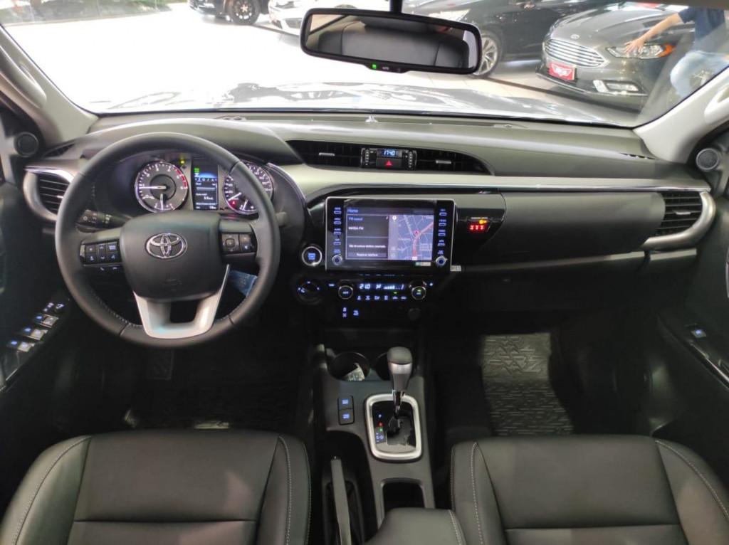 Imagem do veículo Toyota Hilux Cd Dsl 4x4 Srv 2.8