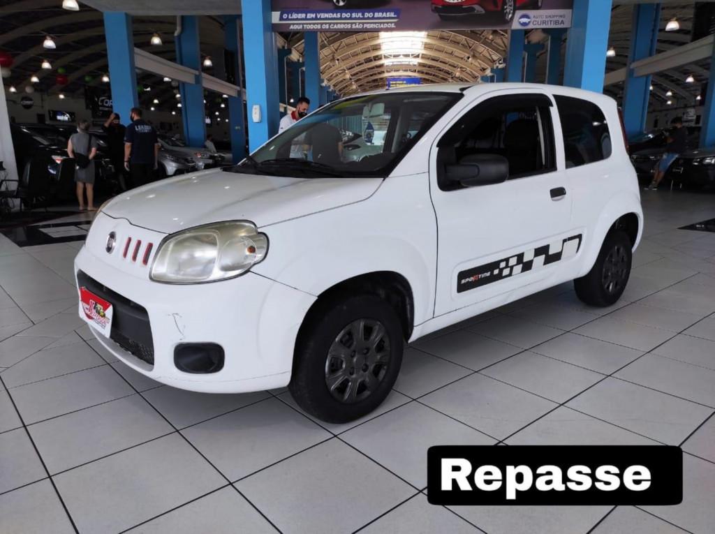 Imagem do veículo Fiat Fiatuno Vivace 1.0