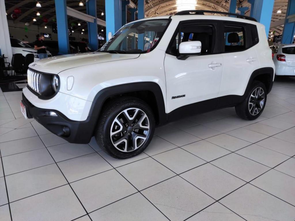 Imagem do veículo Jeep Renegade Lngtd At D