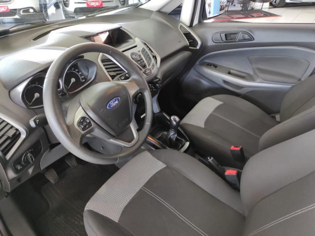 Imagem do veículo Ford Ecosport Se 1.6b