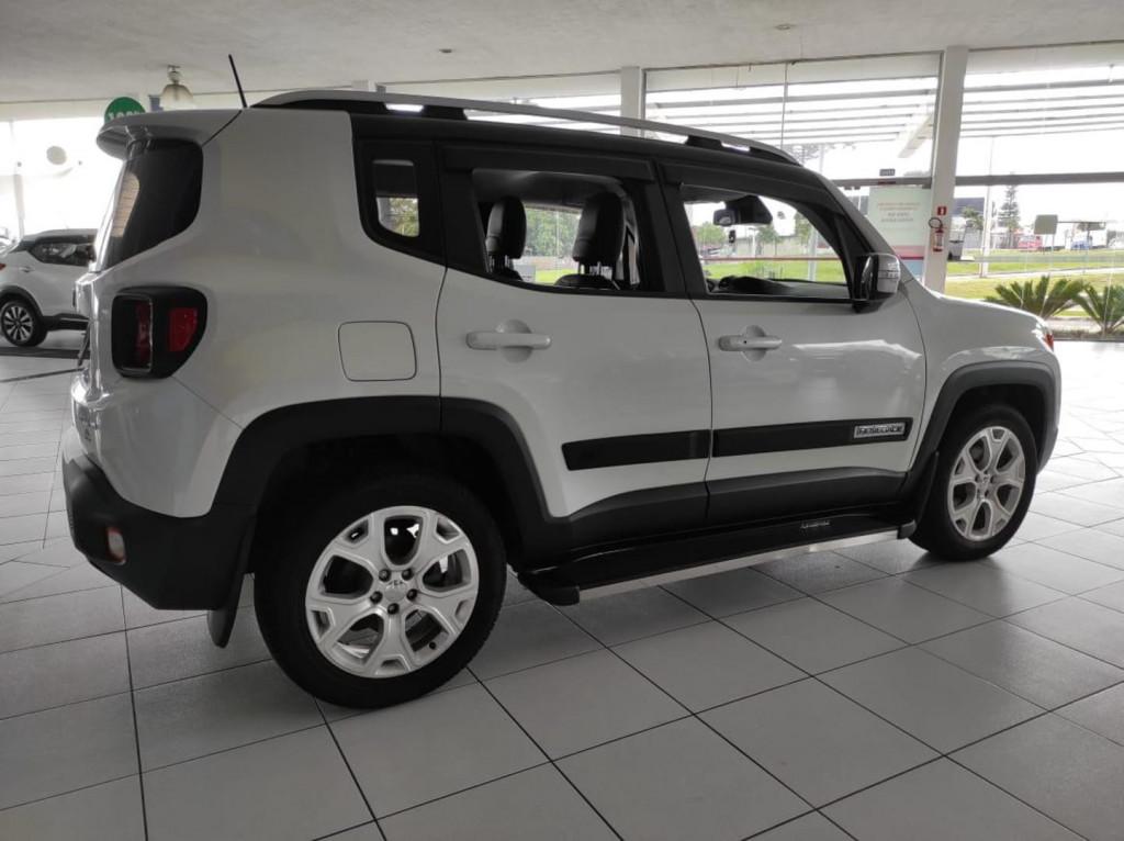 Imagem do veículo Jeep Renegade Limited D
