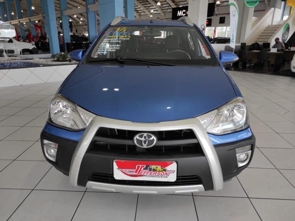 Imagem do veículo Toyota Etios Hb Cross
