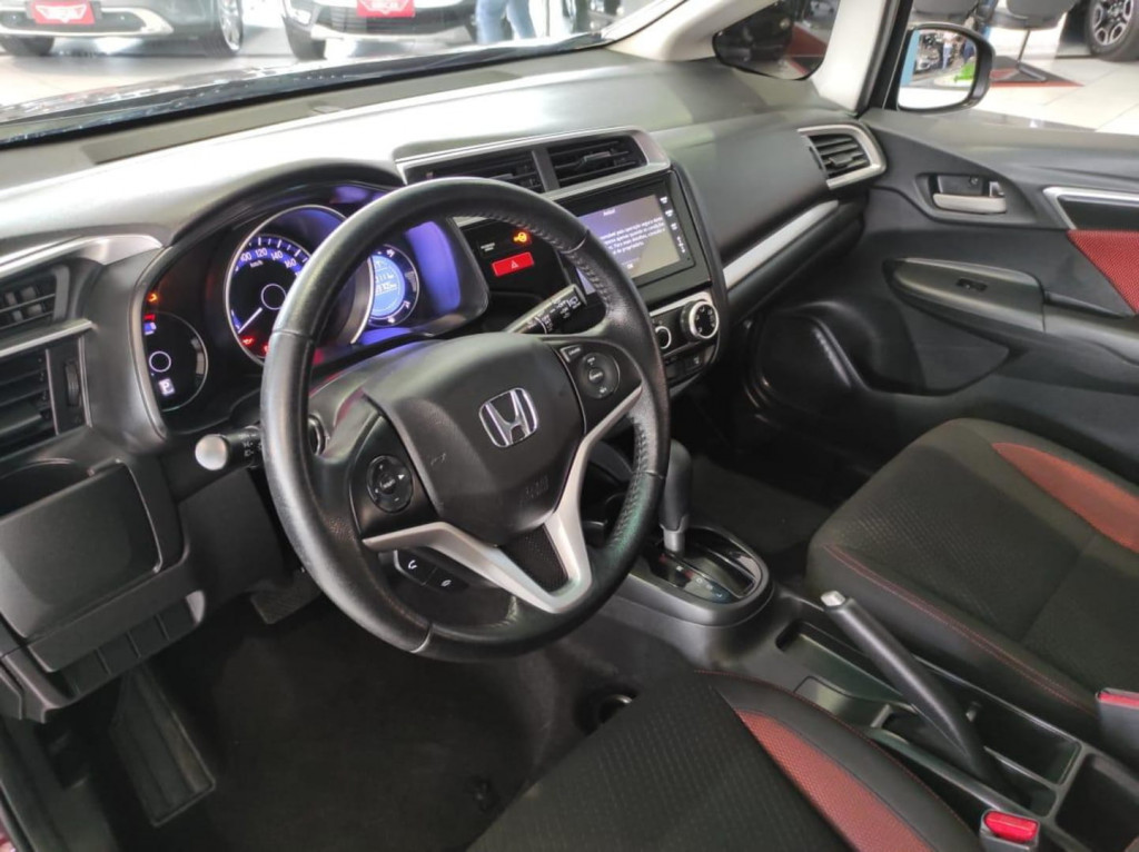 Imagem do veículo Honda Wrv Exl Cvt