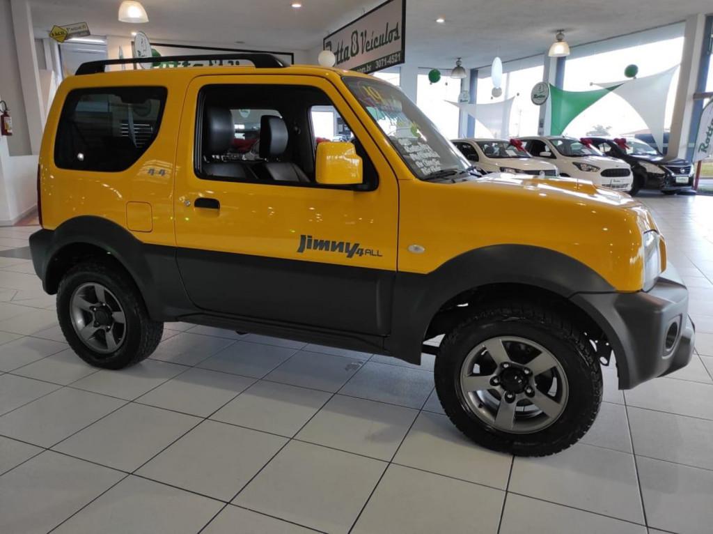 Imagem do veículo Suzuki Jimny 4 All
