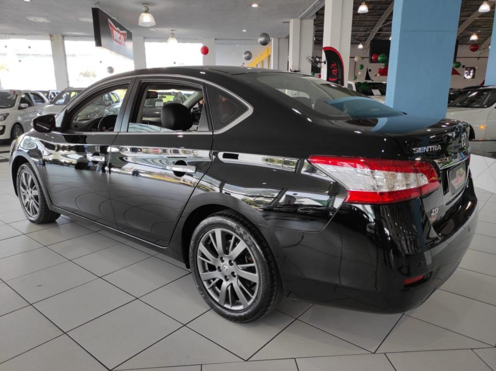 Imagem do veículo Nissan Sentra 20sl Cvt