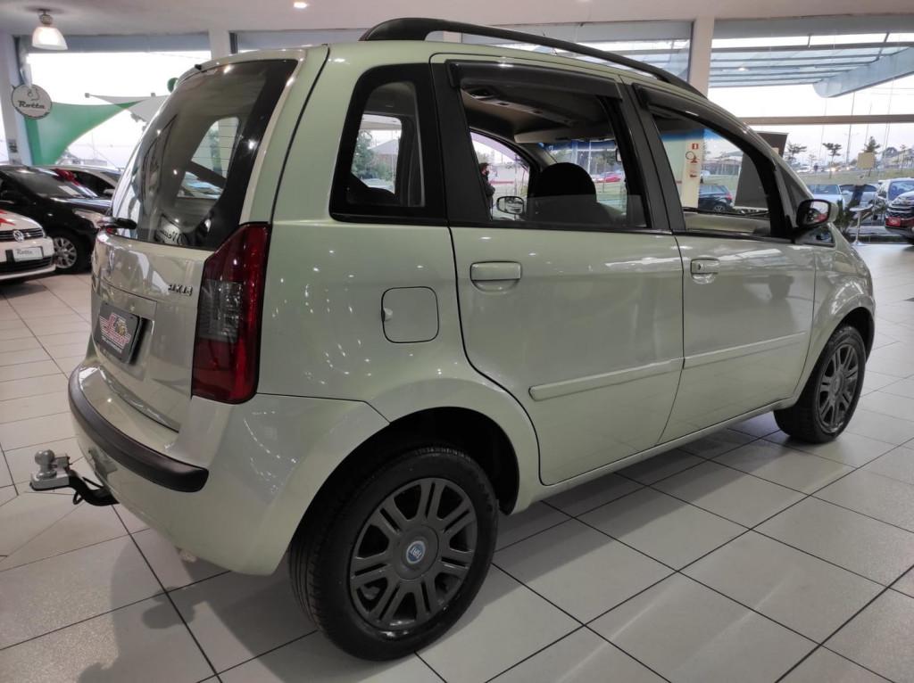 Imagem do veículo Fiat Idea Elx Flex