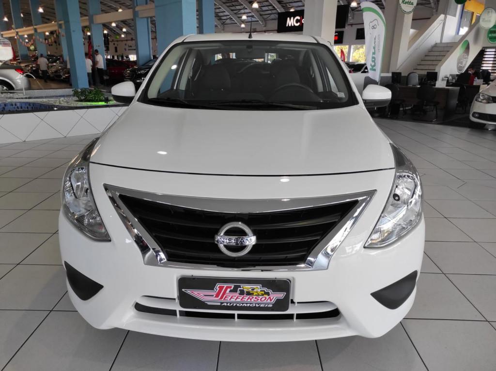 Imagem do veículo Nissan Versa 4p