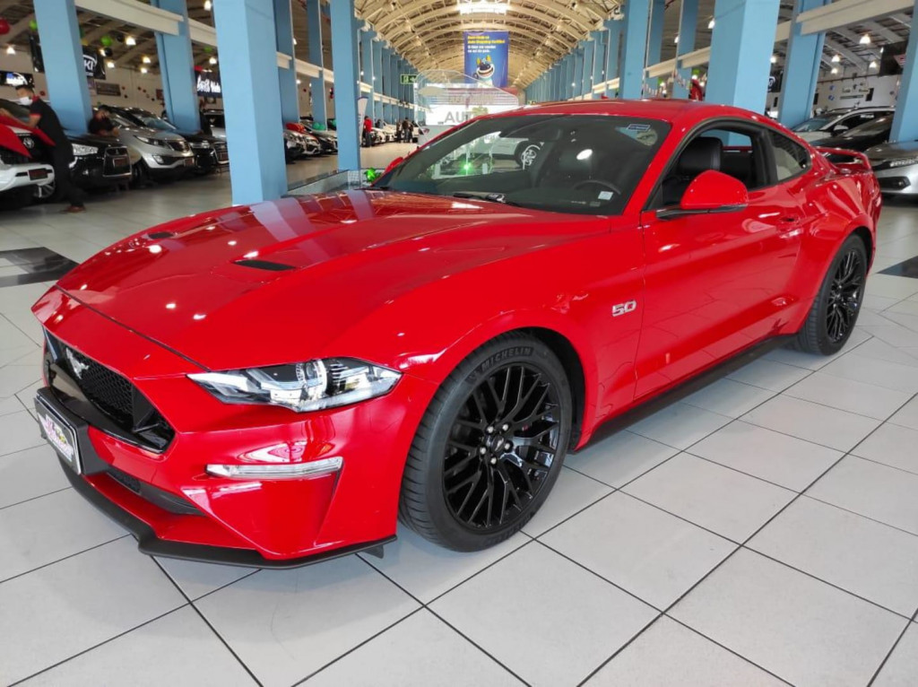 Ford Mustang Gt Conv