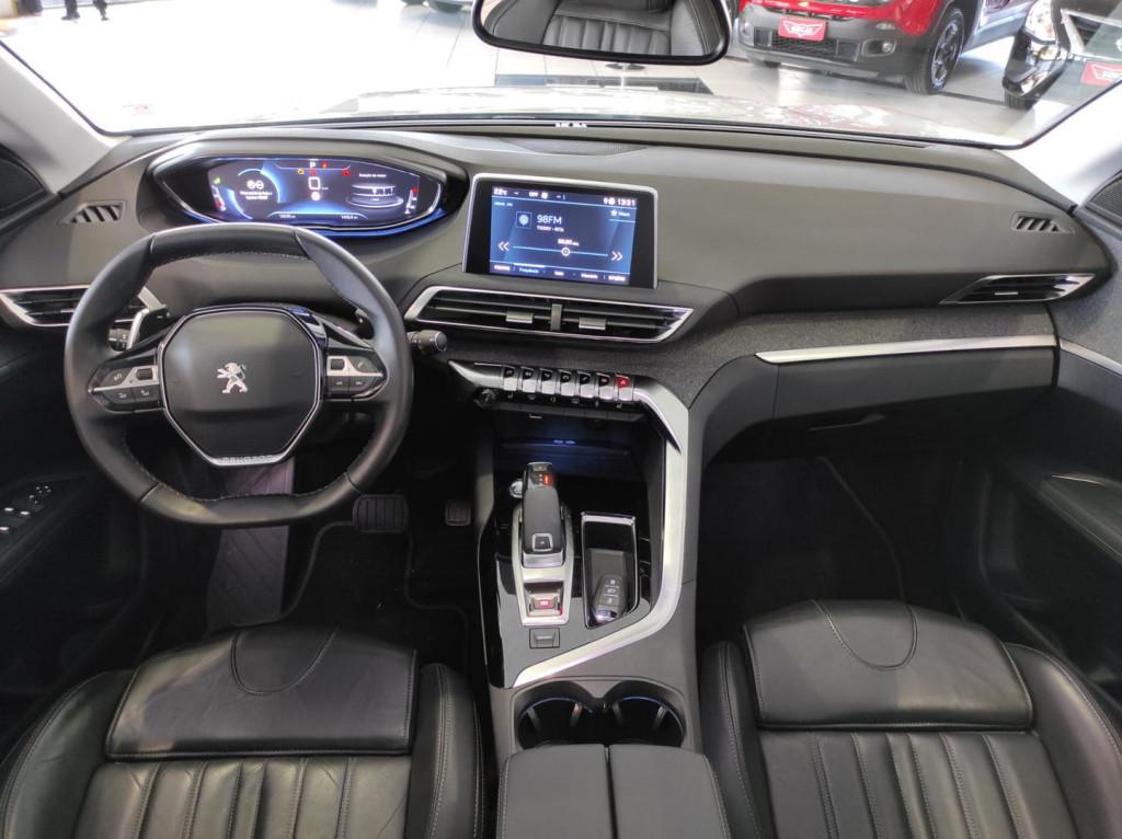 Imagem do veículo Peugeot 3008 Griffe At