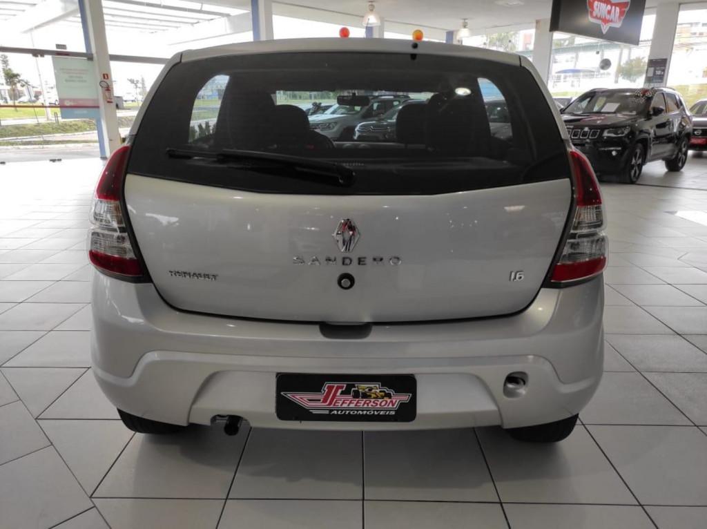 Imagem do veículo Renault Sandero Exp 16hp