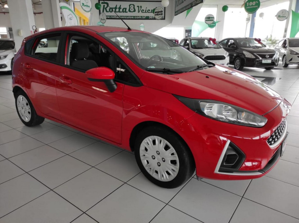 Imagem do veículo Ford Fiesta 16se