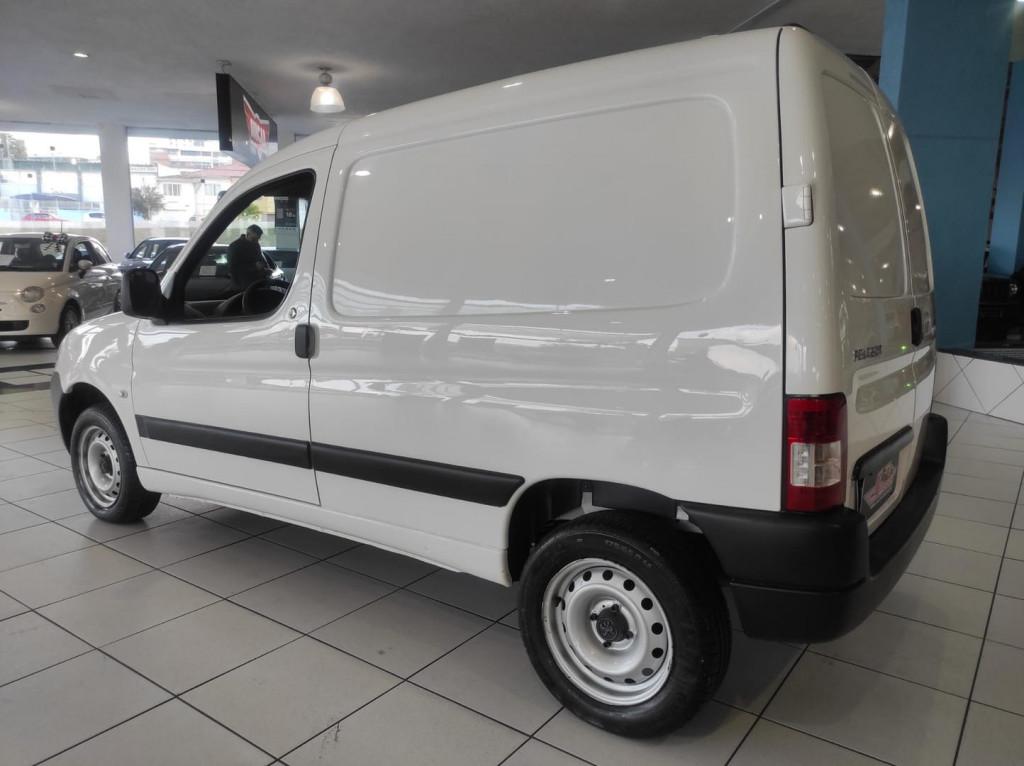 Imagem do veículo Peugeot Partner Furg