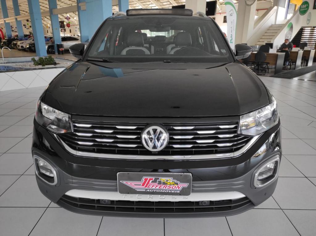 Imagem do veículo Volkswagen T Cross Highline Ae