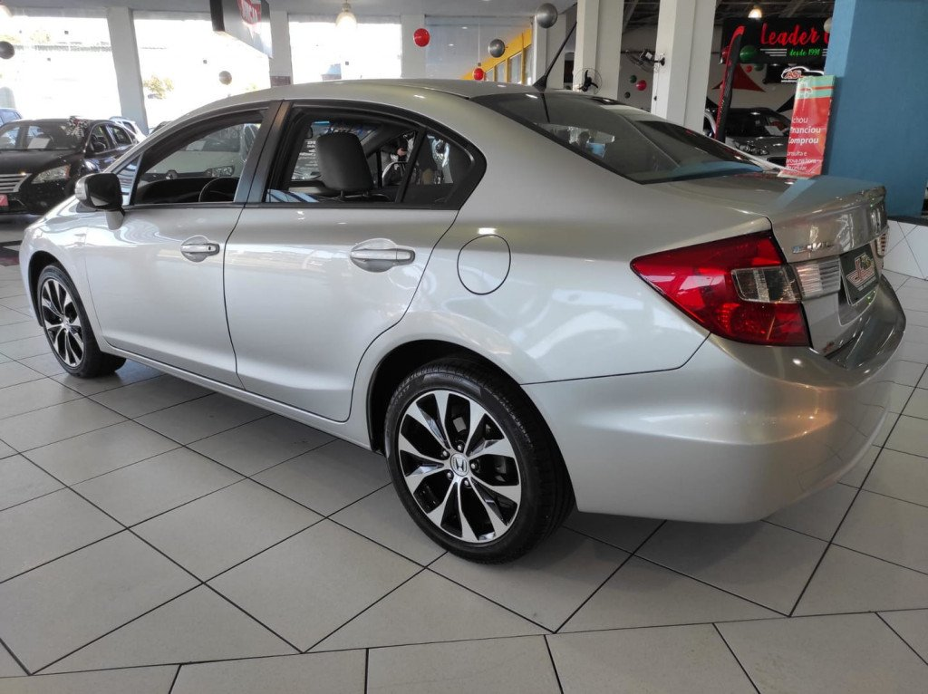 Imagem do veículo Honda Civic Lxr