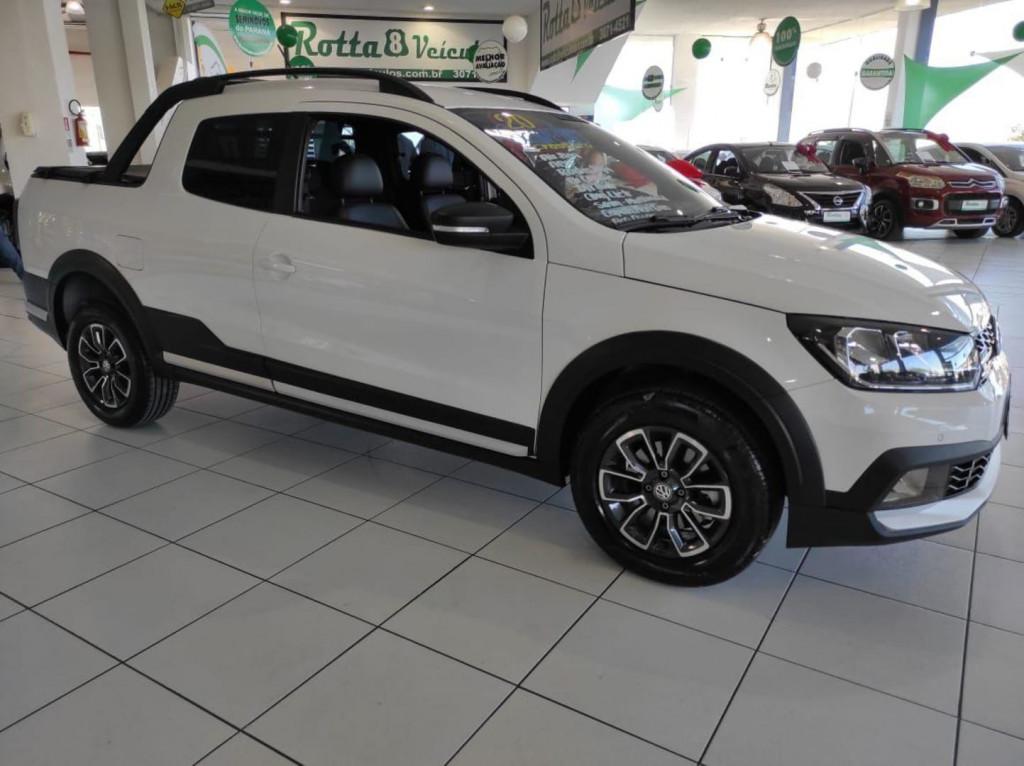 Imagem do veículo Volkswagen Saveiro Cabine Dupla Cross Ma