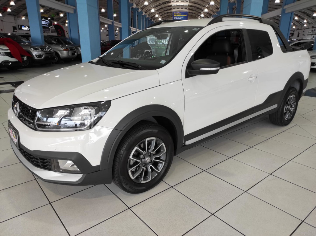Volkswagen Saveiro Cabine Dupla Cross Ma
