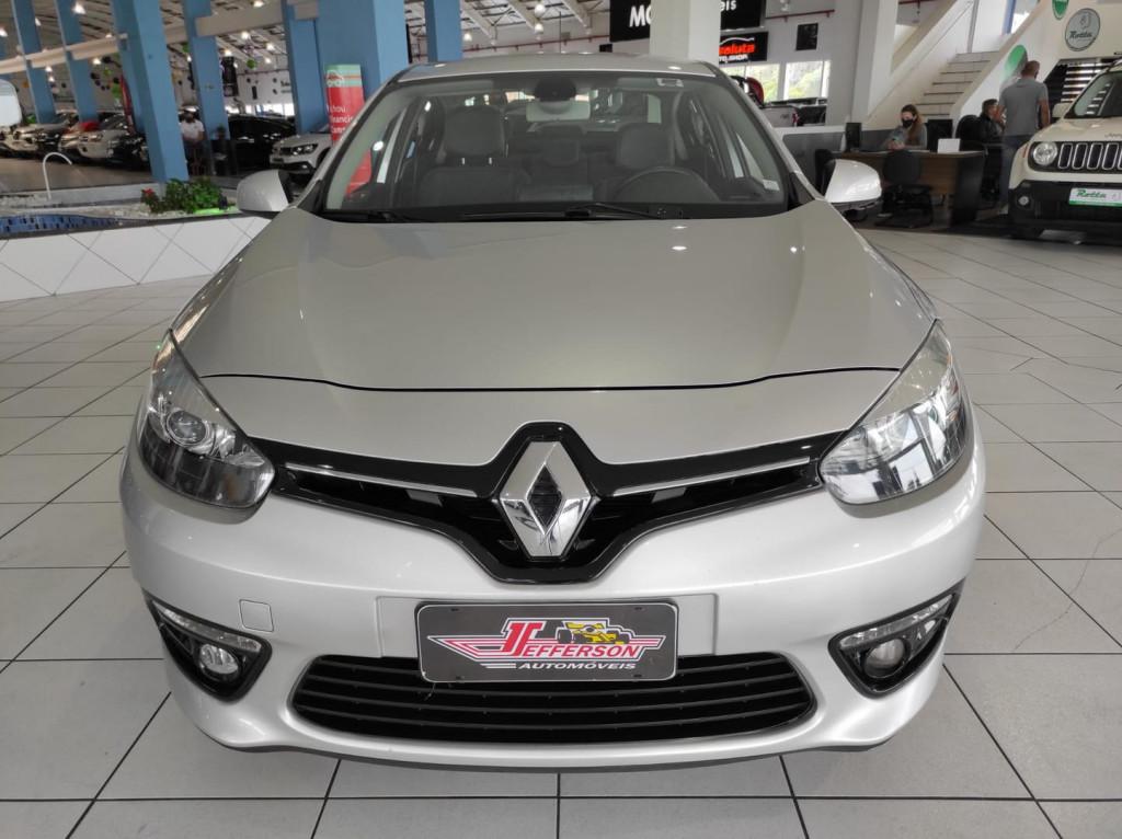 Imagem do veículo Renault Fluence Dyn Pl