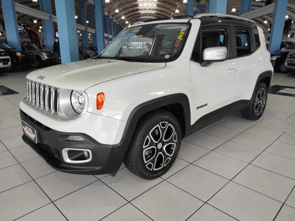 Imagem do veículo Jeep Renegade Limit T At