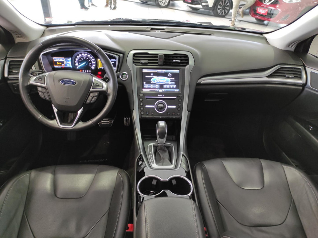 Imagem do veículo Ford Fusion Awd Gtdi B